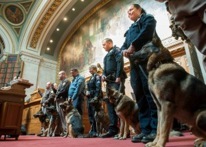 March 17 - K9s in the Assembly